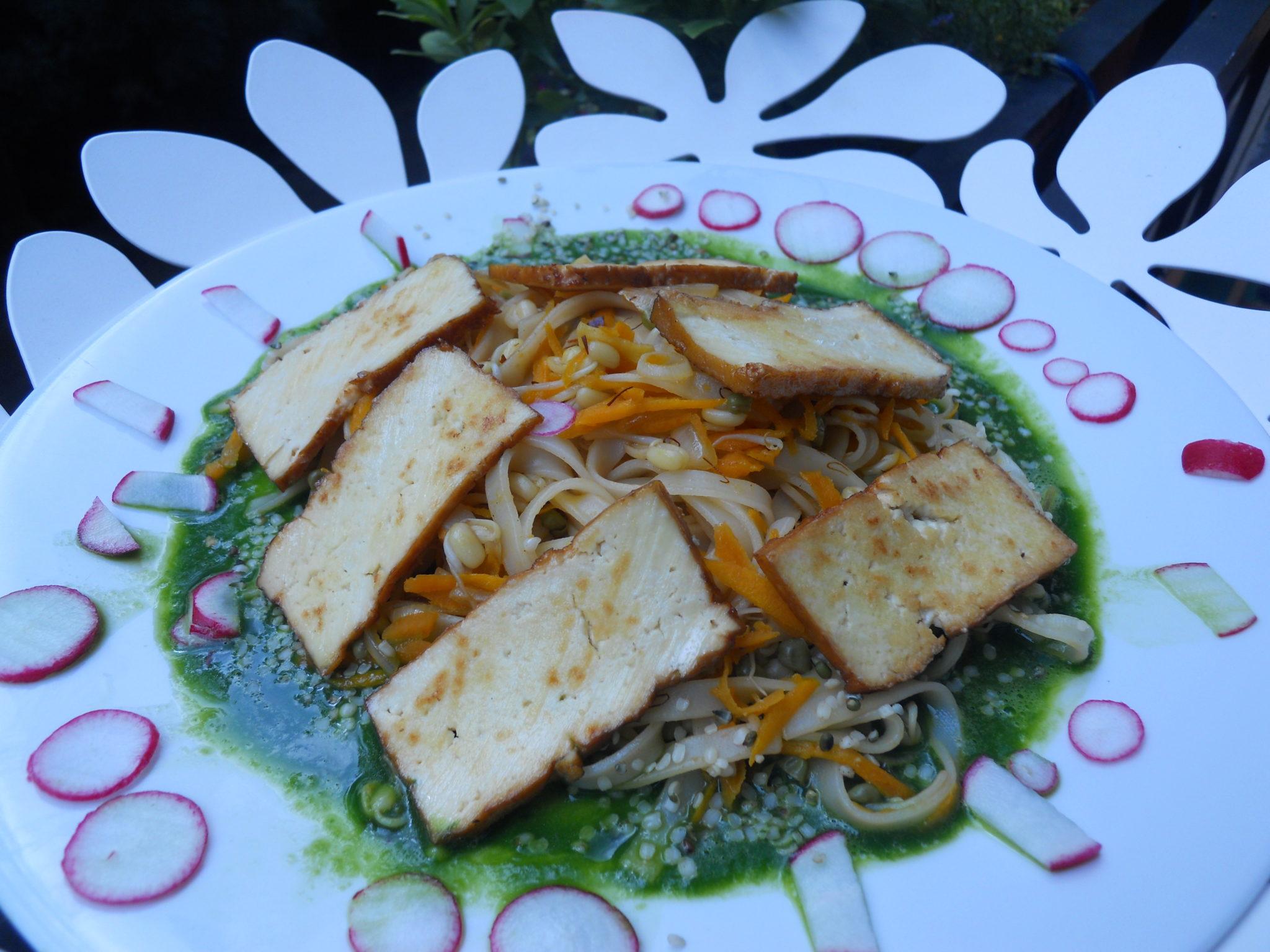 Rýžové nudle – rychlovka, která stála za to…