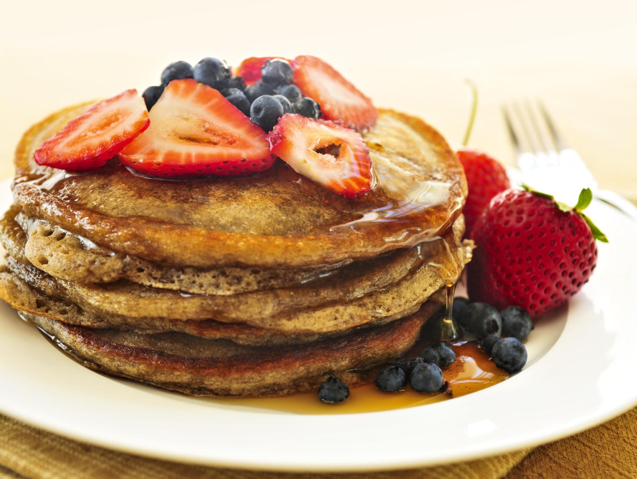 Pohankové palačinky – zdravá víkendová snídaně