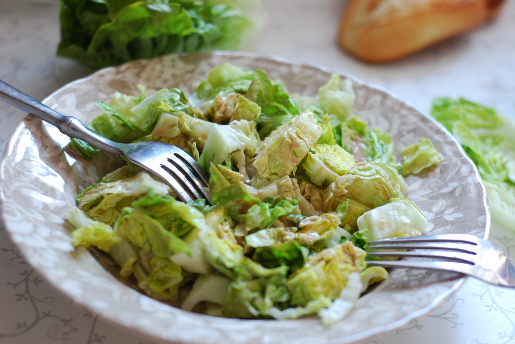 Salátová zálivka – thai salát
