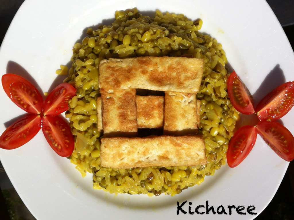 Kicharee – jídlo pro každou příležitost