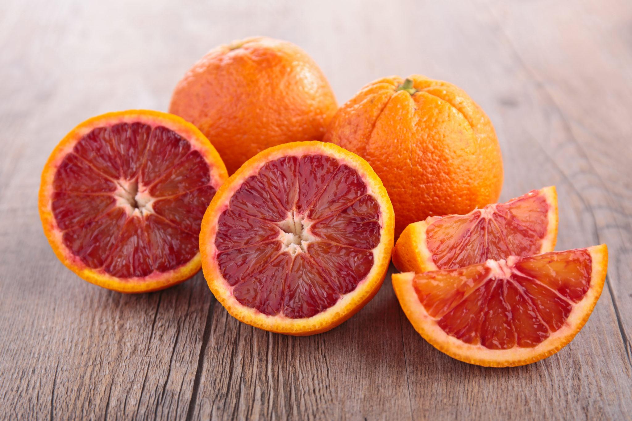 Krvavé pomeranče – už jste je měli?