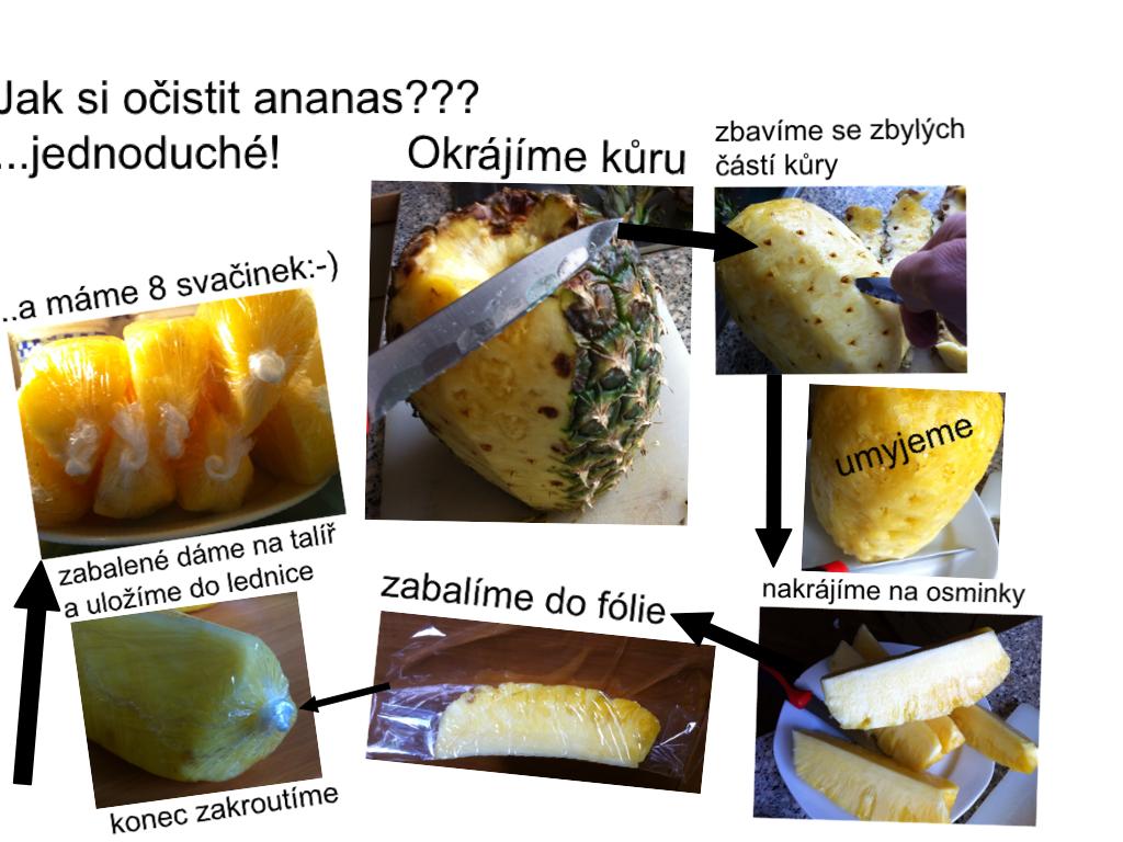 Taky rádi ananas?