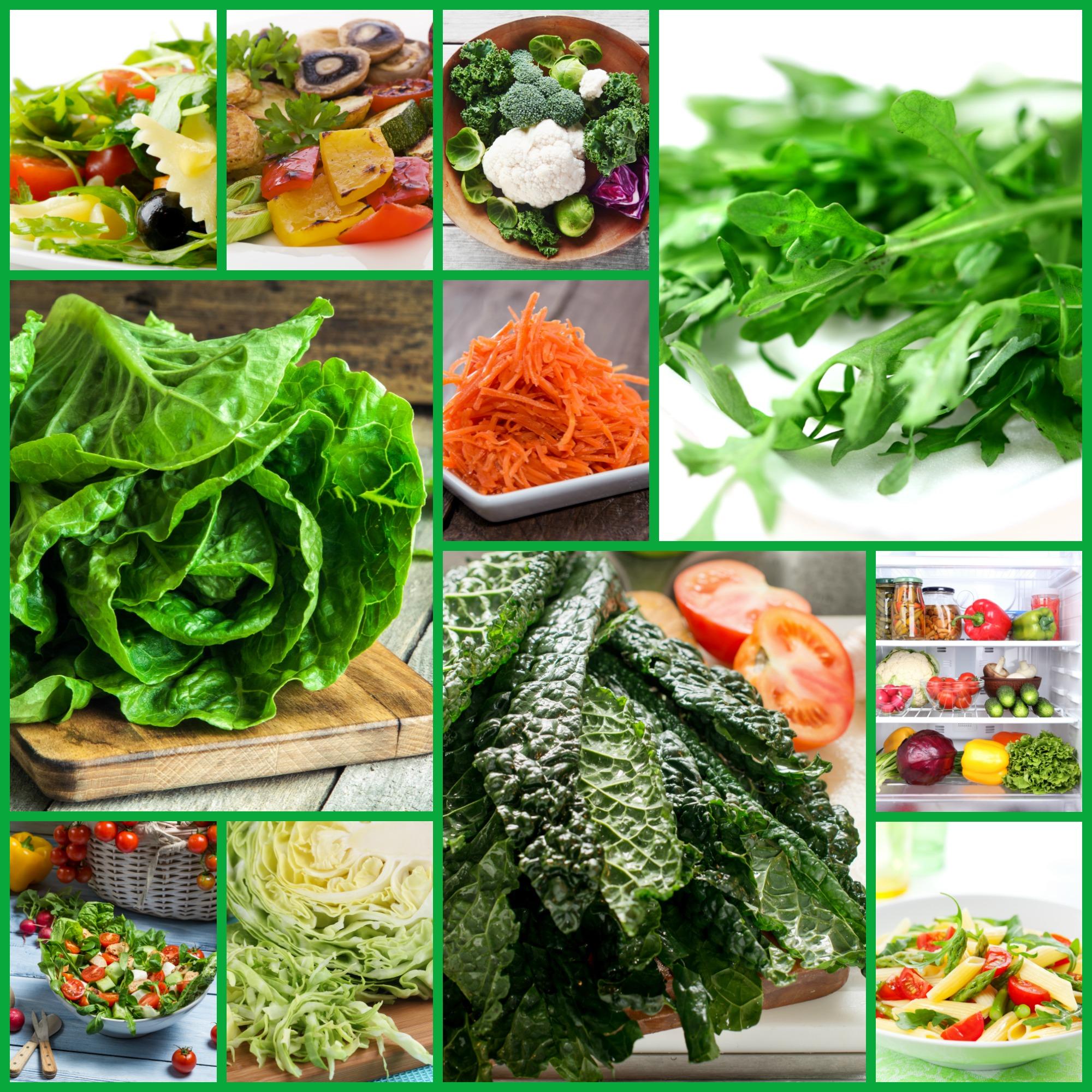Moje první výzva – Zelenina