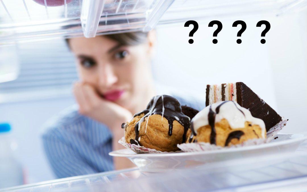 Vedou chutě k nadváze, nebo nadváha k chutím?