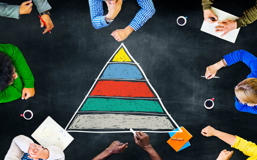 Maslowova pyramida skrývá tajemství šťastného života, ale dává i odpověď na to, co je příčinou toho nepovedeného